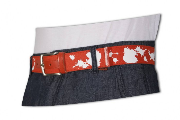 VM_CF_BELT_RED_WHITE